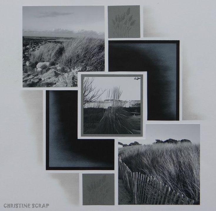 photo noir et blanc