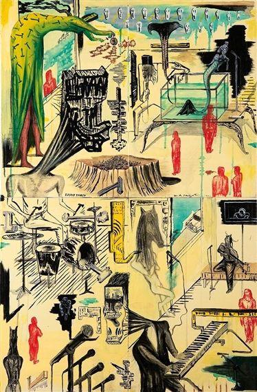 Bill Hammond, Soundtrack, 1993
