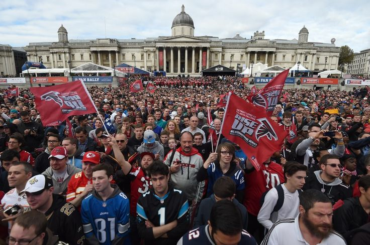 The 2017 NFL London games are once again underwhelming