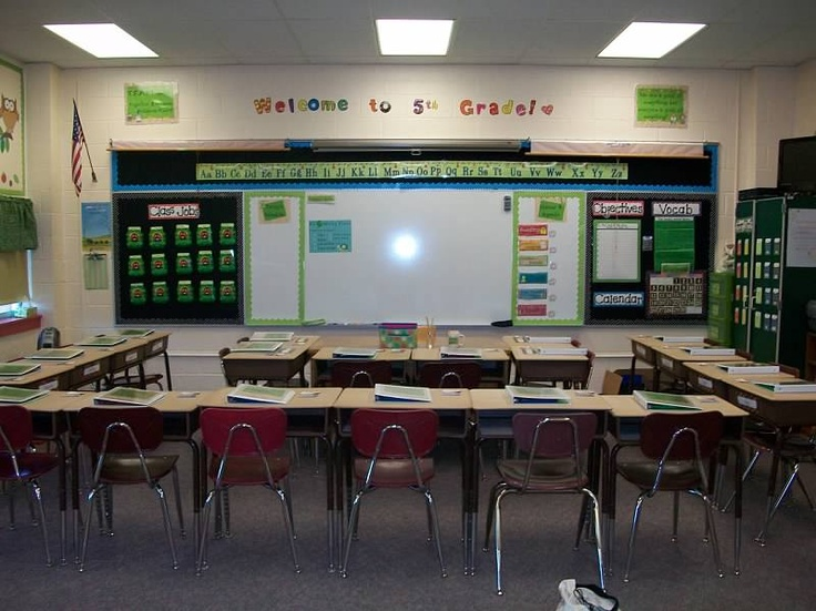 Classroom Design For Grade 3 ~ Class set up ideas and bulletin boards classroom