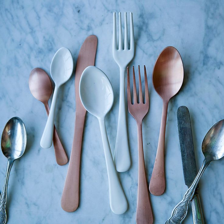 Terrain Quartet Flatware Set #shopterrain