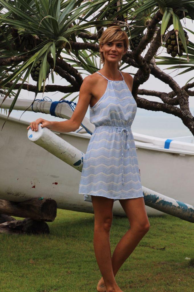 Jade dress #beachwear