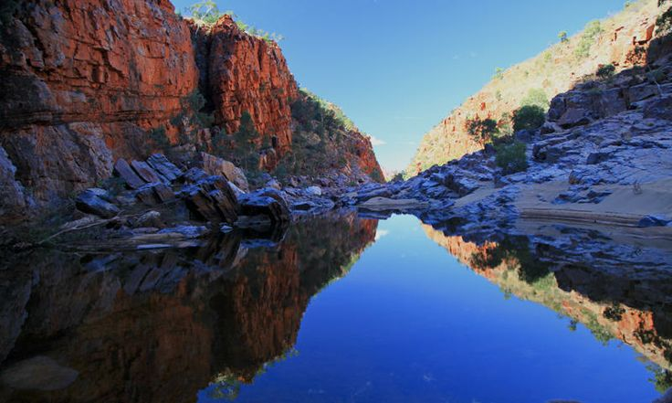 Hike the Larapinta Trail. www.secretearth.com/attractions/51-hike-the-larapinta-trail