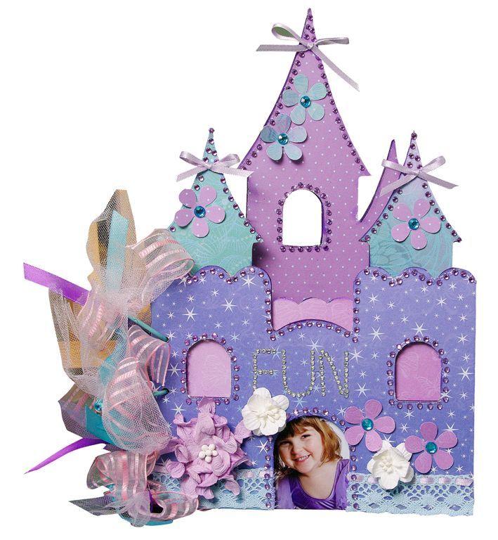 Fairy Princess Castle. www.paperroses.com.au
