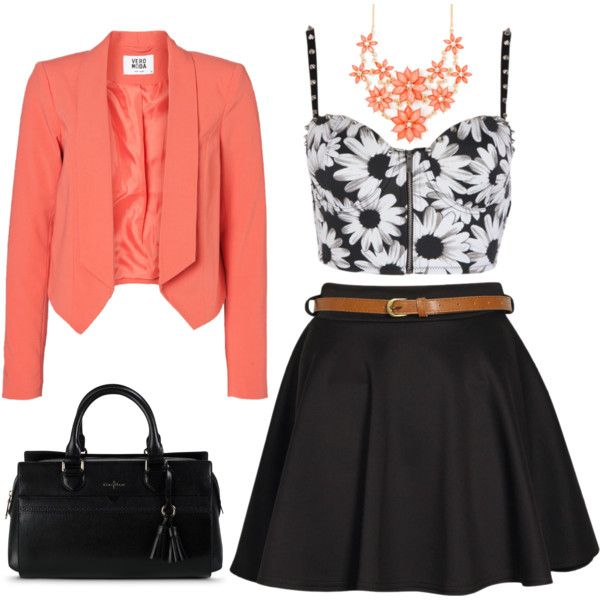 Spring Fashion 2014, created by gingeramor on Polyvore