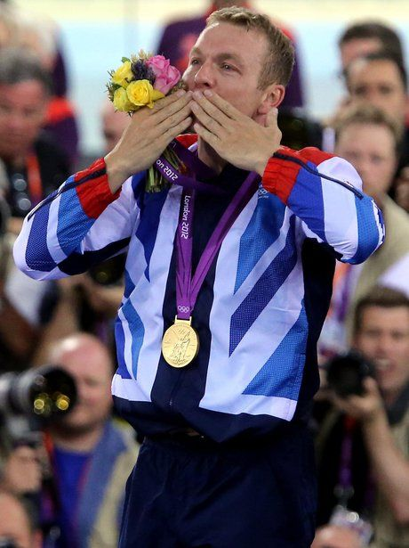 Sir Chris Hoy becomes Team GB's greatest ever Olympian after win in the Keirin.