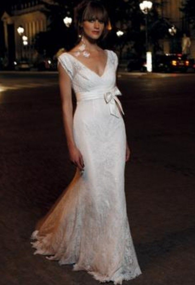 I just listed my Cymbeline wedding dress for sale. Check it out.
