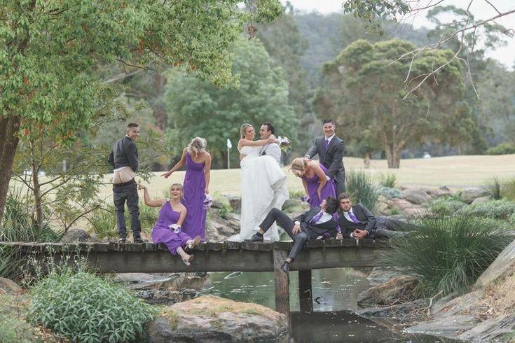 Wedding Party Fun #JKwaring