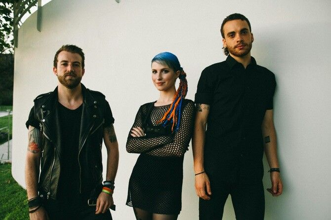 PARAMORE Hayley Williams Ain't It Fun Unreleased Music ...
