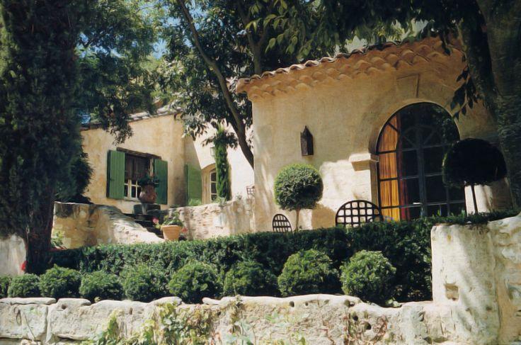 Votre Maison Votre Jardin Bosc Architectes Saint remy de provence (4)