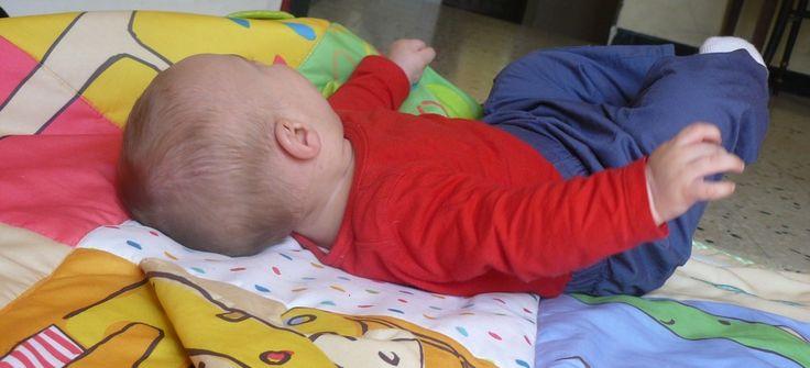 L'enfant peut se mouvoir comme il le veut et à son rythme