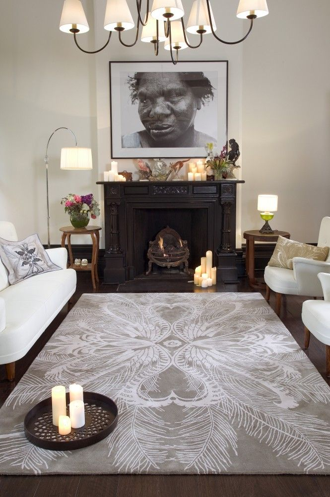 Feathers - Rug Collections - Designer Rugs - Premium Handmade rugs by Australia's leading rug company