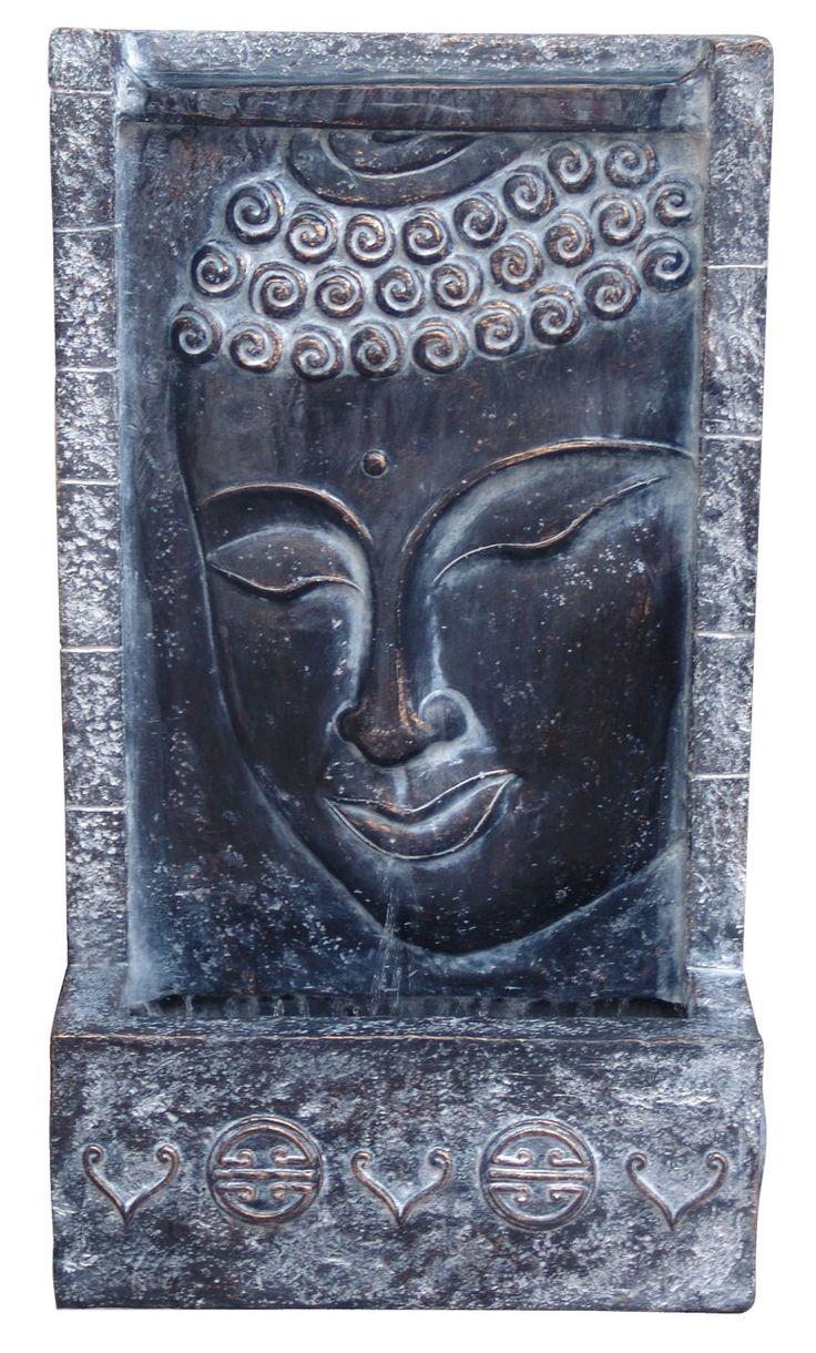 Buddha Wall Fountain