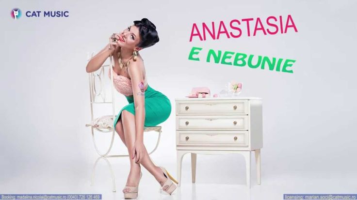 Anastasia - E nebunie (Official Single) - YouTube