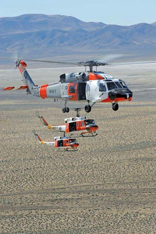 The Longhorn SAR Team of NAS Fallon Nevada Aviation