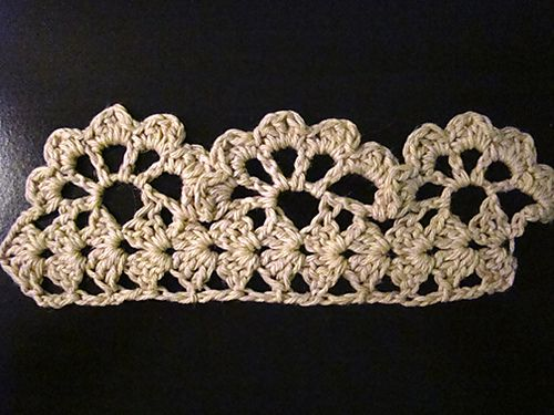Crochet Lace Pattern For Edging : 25+ best ideas about Crochet Lace Edging on Pinterest ...