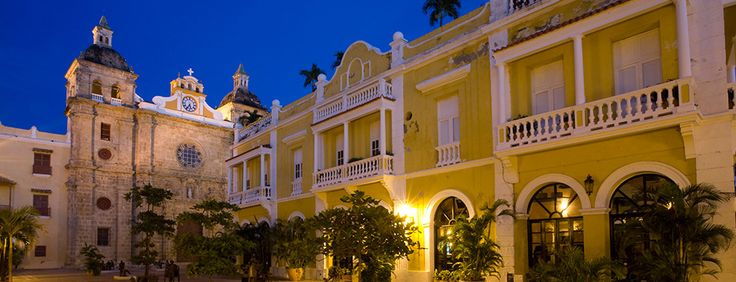 Iglesia y Convento de San Pedro Claver - ¿Qué Visitar en Cartagena de Indias? - Cartagena de Indias - Colombia - Sitio Oficial