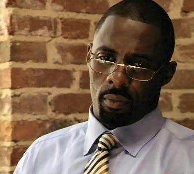 Idris Elba -Wire.