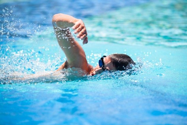 Drills To Target Your Swim Weaknesses