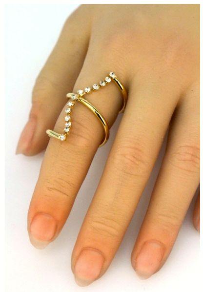 Strangers Ring. Available at www.shaysarai.bigcartel.com