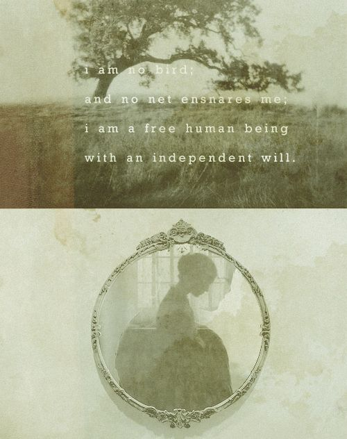 the theme of free will charlotte brontes jane eyre Jane eyre book, by charlotte bronte, is a first person narrative of the title character with the themes of morality, religion, feminism, and forgiveness the.