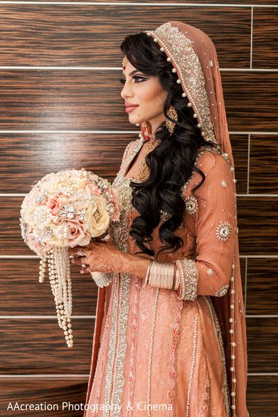 Awesome 1000 Ideas About Indian Bridal Hairstyles On Pinterest Indian Hairstyles For Women Draintrainus