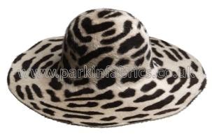 zebra capeline