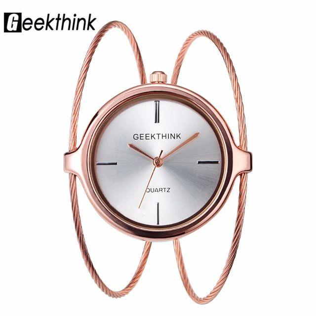 $5.75 (Buy here: https://alitems.com/g/1e8d114494ebda23ff8b16525dc3e8/?i=5&ulp=https%3A%2F%2Fwww.aliexpress.com%2Fitem%2FGEEKTHINK-Unique-Fashion-Brand-Quartz-Watch-Women-Bracelet-Ladies-Rose-Gold-Watch-female-Luxury-Double-Ring%2F32785433263.html ) GEEKTHINK Unique Fashion Brand Quartz Watch Women Bracelet Ladies Rose Gold Watch female Luxury Double Ring steel band casual  for just $5.75