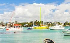 Visiblement bénies des dieux, les îles Vierges britanniques jouissent de températures agréables toute l'année, d'alizés constants, et d'une quasi-absence de marées et de courants.