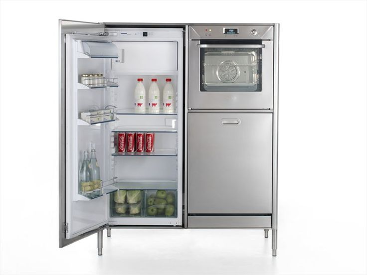 Stainless Steel Kitchen Freestanding Unit Liberi In Cucina Collection By  ALPES INOX | Design Nico