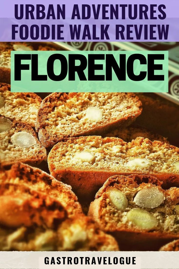 URBAN ADVENTURES FLORENCE FOODIES WALK REVIEW