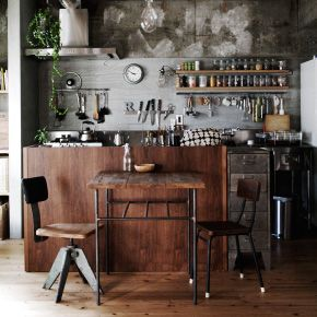 kitchen - EIGHT DESIGN