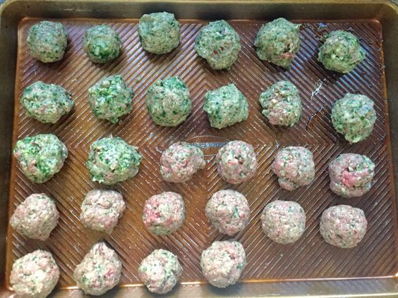 high iron meatballs for toddlers