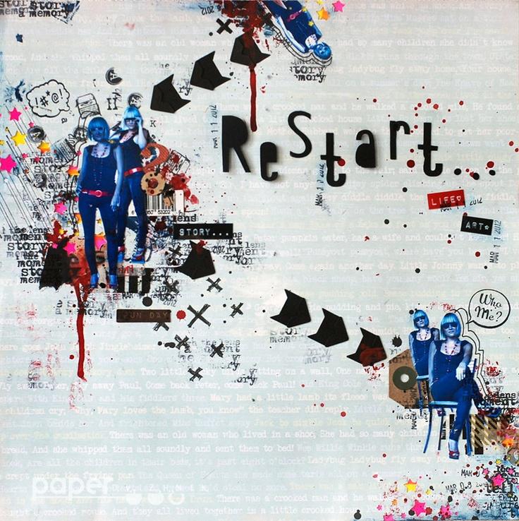 """Restart"" by Eugenia USSR"