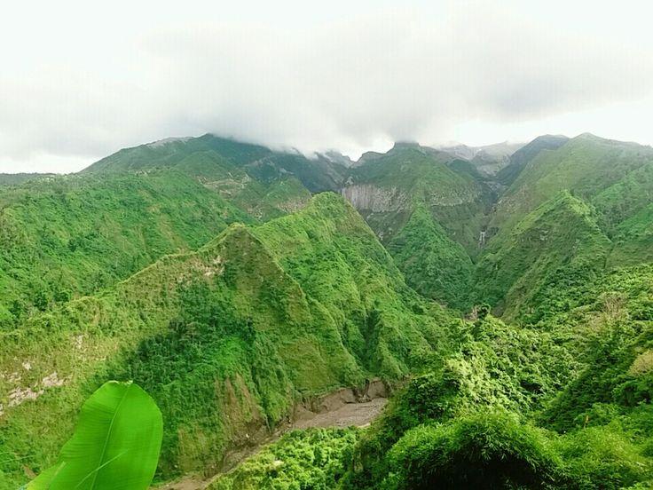 Kelud dari tebing ongakan, puncu kabupaten kediri #explorekediri #exploreindonesia #kelud