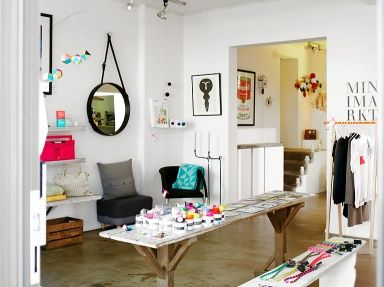 Minimarkt - Concept store - design accessoires and gifts