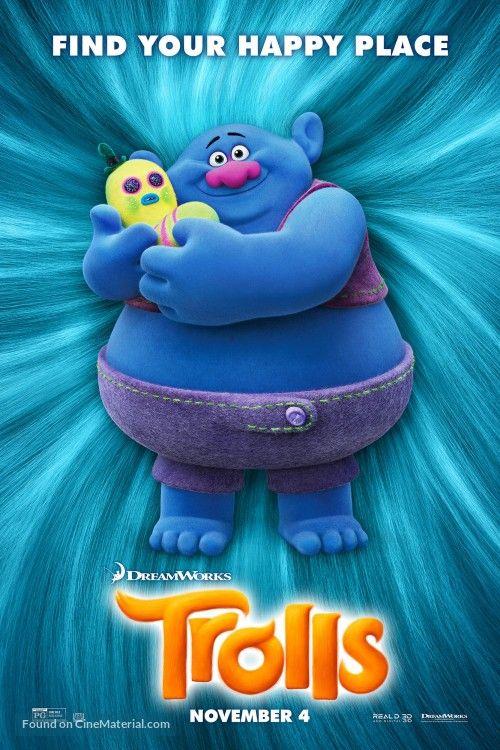 Trolls+movie+poster