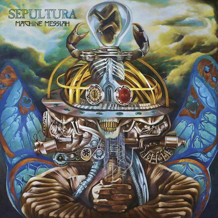 With one foot firmly planted in their roots, and one stepping ahead to the future, Sepultura have concocted their most challenging release in years.