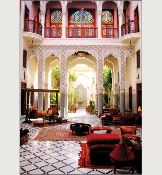 Home Interior Design Indian Style: 17 Best Images About Moorish Architecture On Pinterest