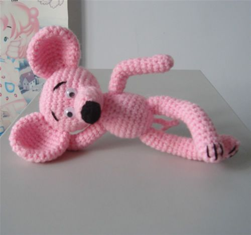 X Crochet Toy