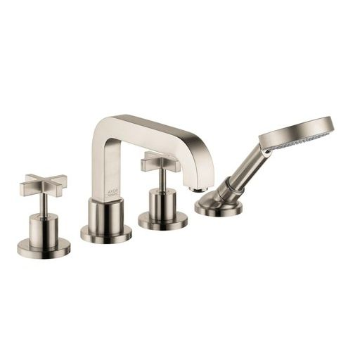 13 best baterie images on Pinterest Bathrooms, Chrome and Handle - wasserhahn küche hansgrohe