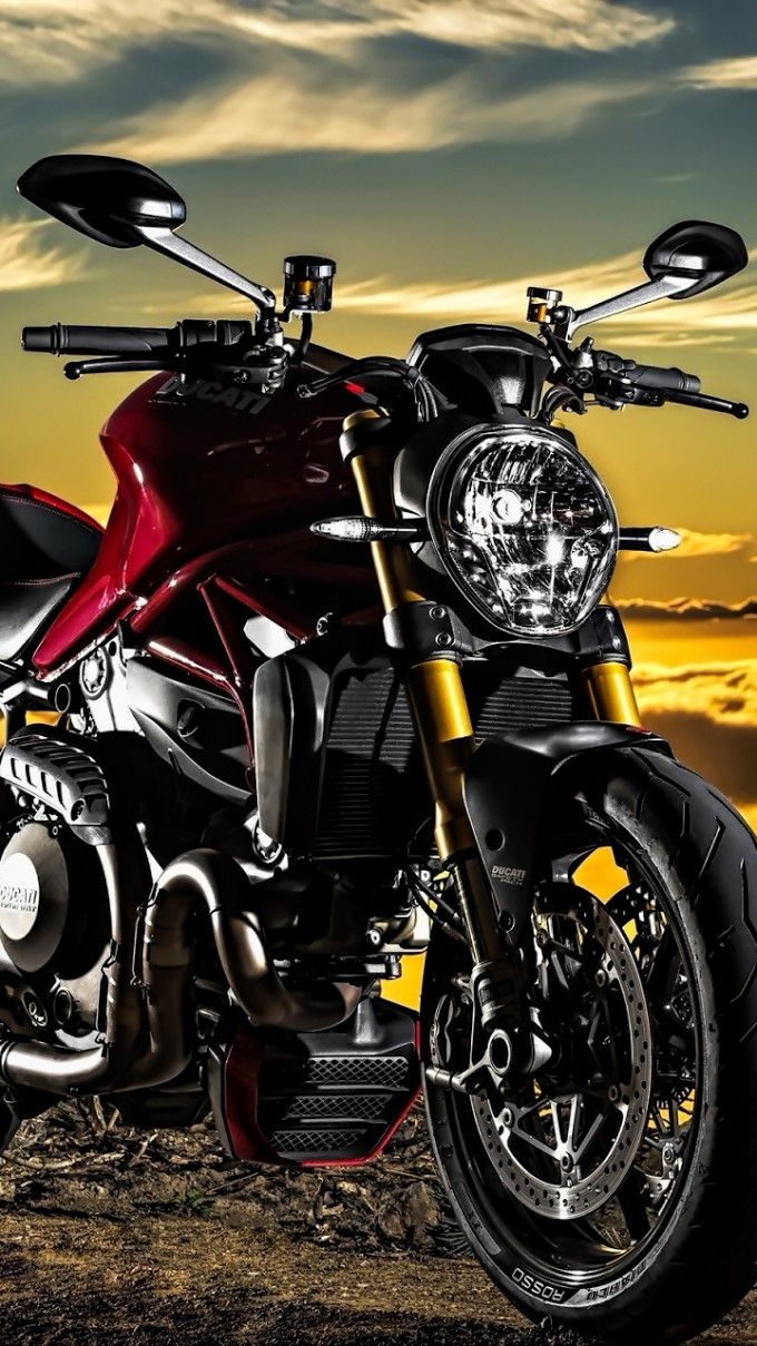 Ducati Monster Wallpaper Iphone