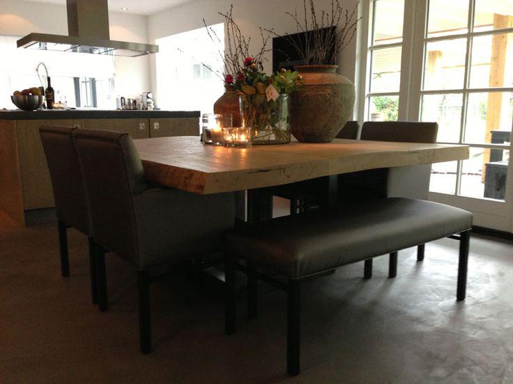 Eetkamertafel Vierkant Wit : Vierkante eettafel affordable eettafel vierkant with vierkante