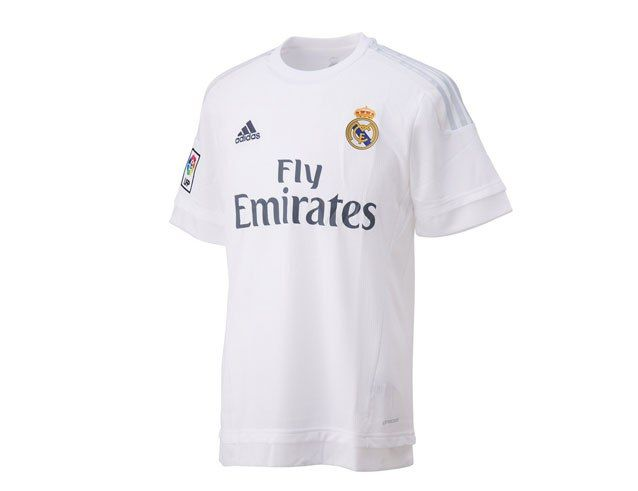 Equipacion Real Madrid 2016 adidas