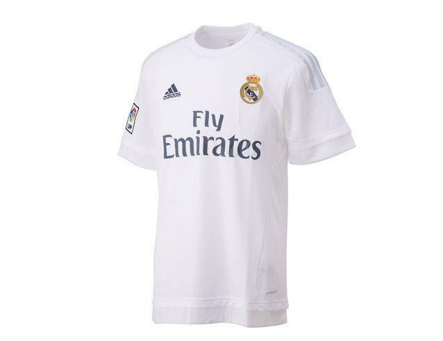 Equipacion Real Madrid 2016 adidas