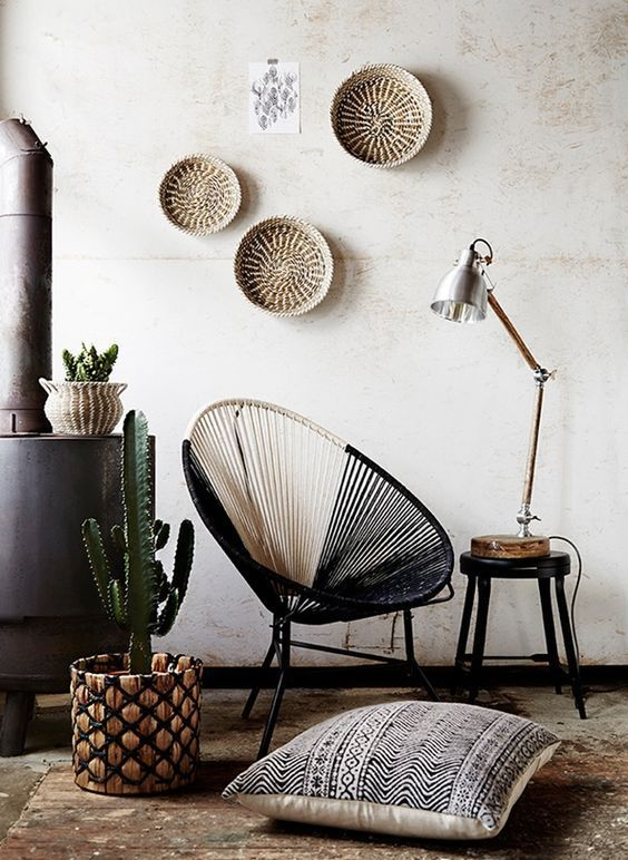 35 Exotic African Style Ideas For Your Home /