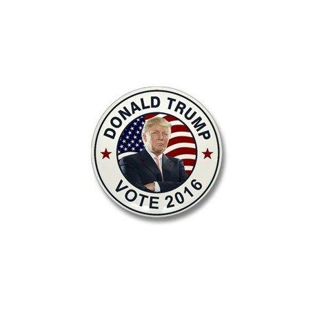 Vote Donald Trump Mini Button on CafePress.com