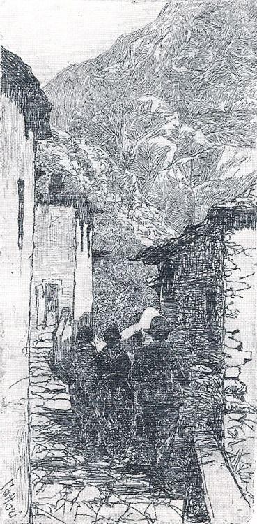 GIOVANNI FATTORI (Livorno 1825 - Firenze 1908) #TuscanyAgriturismoGiratola