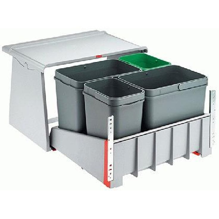 Kitchen Waste Bins #28: 1000+ Images About Kitchen Waste Management On Pinterest | Trash Bins, Kitchen Bins And Kitchen Accessories