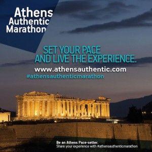 www.athensauthentic.com ο ιστότοπος που θα προβάλλει την μοναδικότητα και την αυθεντικότητα του Μαραθωνίου της Αθήνας, τις οικουμενικές αξίες που τον γέννησαν και τον ανέδειξαν σε Ολυμπιακό Άθλημα …